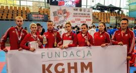 Dziewiątka legnickich taekwondoków w reprezentacji Polski