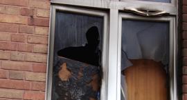 Śmierć w płomieniach przy Tarnopolskiej