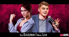 Olka Szczęśniak i Michał Leja na Stand-up Legnica