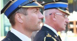 Wojciech Huk nowym komendantem legnickiej straży pożarnej