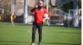 Trener Dominik Nowak ocenia zgrupowanie w Turcji [MIEDŹ TV]