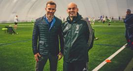 Szef młodzieżowej akademii Juventusu Turyn odwiedzi Legnicę
