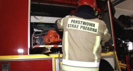 Strażacy wymieniają mundury. Nowe są piaskowe i bezpieczniejsze