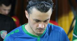 Tomislav Bożić: przy bramce na 0:2 zachowałem się jak dziecko