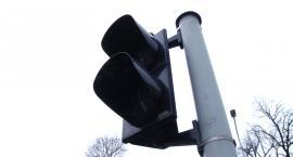 Co się dzieje z sygnalizacją na skrzyżowaniu w centrum Legnicy?