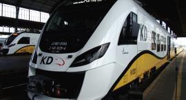 Pociągi Kolei Dolnośląskich testowały nowoczesny system sterowania