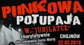 Punkowe kapele zagrają w Chojnowie charytatywnie dla Marty