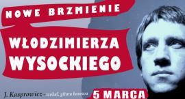 Wysocki, Cohen, Waits czyli koncert Projektu Volodia już 5 marca