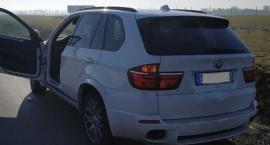 Pogranicznicy z Legnicy odzyskali luksusowe BMW warte 300 tys. zł