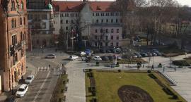 Prezydent bierze się za plac Słowiański. A co z księciem Pobożnym?