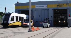 Koleje Dolnośląskie przymierzają się do nowych inwestycji w Legnicy