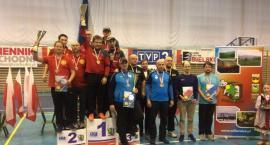 Trzy medale łuczników Strzelca na halowych mistrzostwach Polski