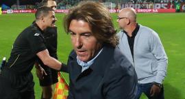 """Ricardo Sa Pinto po meczu z Miedzią: """"Wynik mógł być bardziej okazały"""""""