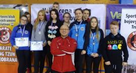 Karatecy Tory walczyli w prestiżowym turnieju w Czechach