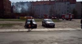 Kolejne podpalenie byłego hotelu kolejowego na Zakaczawiu?