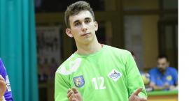 Dawid Dekarz: moim marzeniem jest gra w Lidze Mistrzów