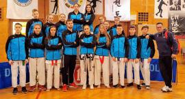 23 medale młodych taekwondoków LKT Legnica w Brzegu Dolnym