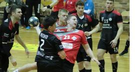 Piłkarze ręczni Siódemki Miedź atakują fotel lidera 1. ligi