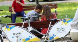 W poniedziałek startuje Legnicki Rower Miejski wyjedzie na ulice