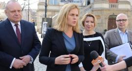 Koalicja Obywatelska ruszyła z eurokampanią w Legnicy