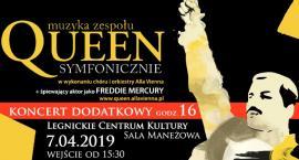 #KonkursyTuLegnica - rozdajemy bilety na koncert Queen Symfonicznie