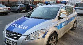 Policyjny pościg za Citroenem ulicami Tarninowa. Obejrzyjcie film!
