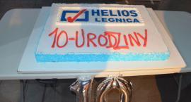Kino Helios w Legnicy wyprawiło imprezę z okazji 10. urodzin