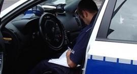 Pijany kierowca z zabranym prawem jazdy zatrzymany przez policję
