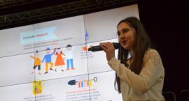Młodzi radni promowali wybory do Parlamentu Europejskiego