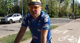 Listonosz z Legnicy zamierza objechać rowerem Polskę w 24 dni