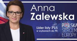 Minister Anna Zalewska w Legnicy. PiS zaprasza na spotkanie