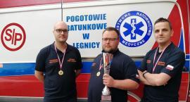 Ratownicy z Legnicy zwyciężyli w regionalnych mistrzostwach
