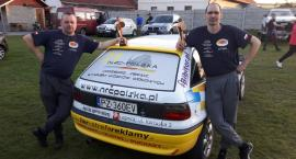 Załoga SITMN Rally Team wjechała na podium Rajdu Podorlicka