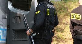 Mężczyzna podejrzany o rozbój w rękach policji