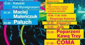 Dni Polkowic: Maleńczuk, Paluch, Coma, Poparzeni Kawą Trzy i aktorzy Teatru Modrzejewskiej