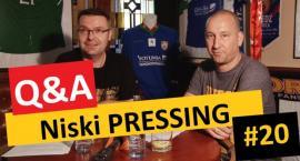 Niski Pressing #20. Q&A, czyli odpowiadamy na wasze pytania