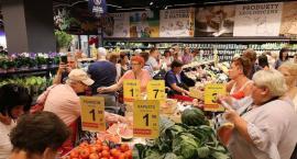 Tłumy na otwarciu Carrefour Market w Galerii Piastów