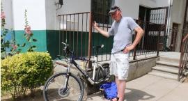 Szczęśliwy finał historii człowieka, który stracił rower ratując ofiary wypadku