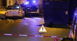Śmiertelny wypadek na ulicy Wrocławskiej [VIDEO, ZDJĘCIA]