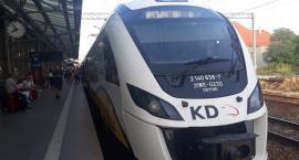 Jest nowy rozkład jazdy pociągów KD na trasie Legnica - Lubin