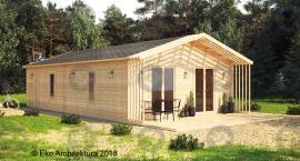 Eko Architektura - mieszkając w zgodzie z naturą - dlaczego warto kupić drewniany domek na działkę?