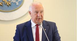 Tadeusz Krzakowski otrzymał od radnych wotum zaufania