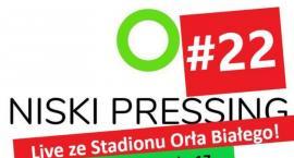 Niski Pressing #22 LIVE – Robak, Bożić, Sabala i inni