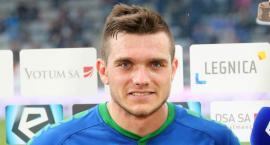 Paweł Zieliński wrócił do Legnicy. Trening, potem negocjacje