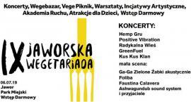 Jaworska Wegetariada - w programie m. in. liczne atrakcje kulinarne i artystyczne