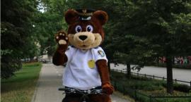 Niecodzienny patrol straży miejskiej w legnickim parku