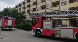 Zabawy dzieci zakończone interwencją straży pożarnej i policji