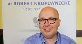 """Poseł Robert Kropiwnicki: """"Jesienią odsuniemy PiS od władzy"""""""