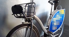 Podróż rowerem miejskim z Wrocławia do Legnicy zakończona w areszcie