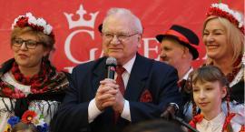 Ludowo-konserwatywna lista Koalicji Polskiej na czele z Samborskim
